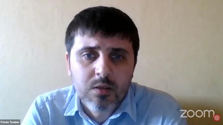 "Руководитель проекта ""Открытая аналитика"" Роман Травин"