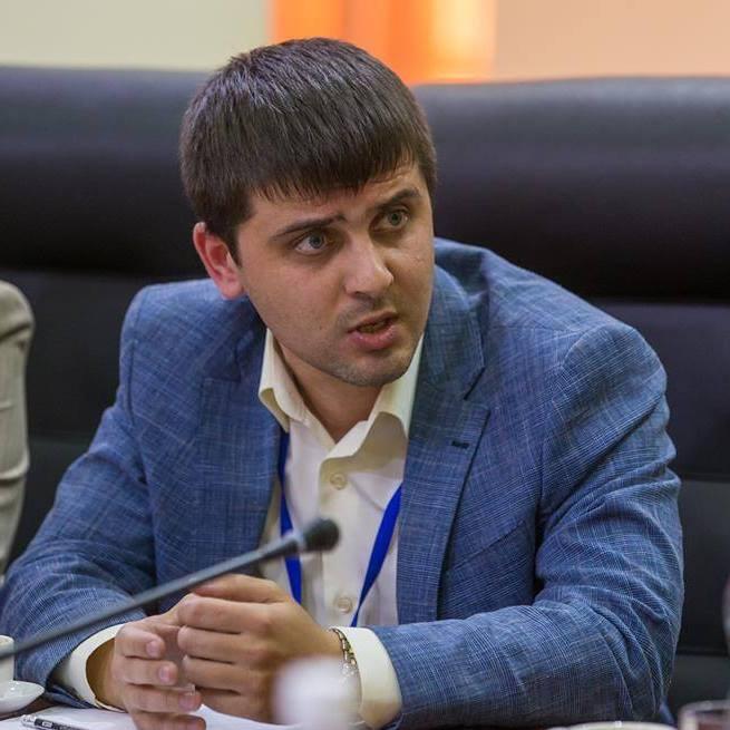 Роман Травин – руководитель проекта «Открытая аналитика»